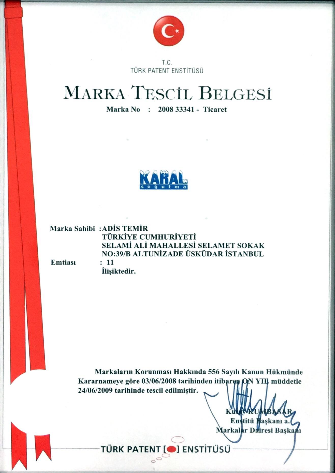 Karal-Marka