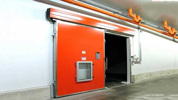Atmosphere Controlled Doors